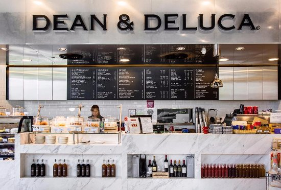 Dairy Farm Residences - Nearby restaurants at HillV2 - Dean & Deluca